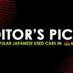 Editor's Picks: Top Popular Japanese Used Cars in Malawi