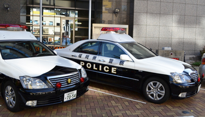 Keeping it Fast: Top Japanese Police Cars - Carused.jp Blog