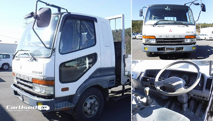 Mitsubishi Fuso Fighter – Built for Tough Conditions