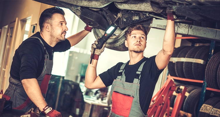 car undercoating - rustproofing your car