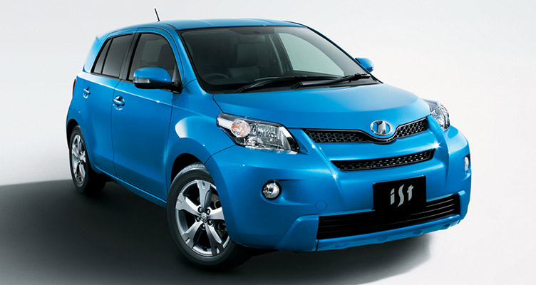 Toyota IST From Japan - Specs and Features