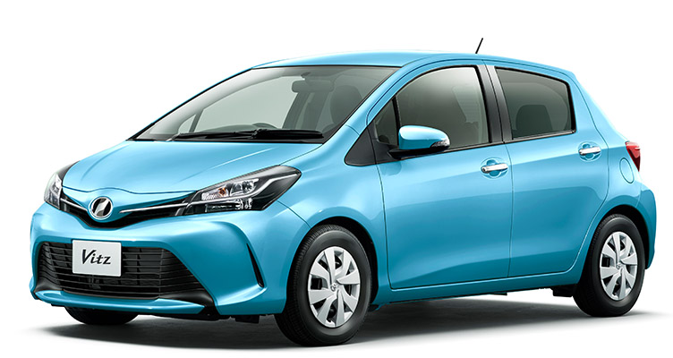 Toyota Vitz Specs and Features