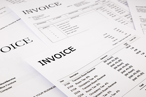 documents for import invoice