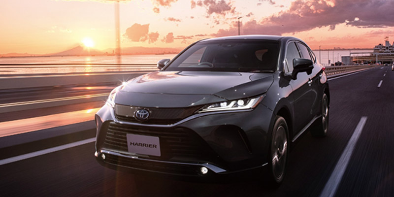 How To Buy All Toyota Harrier 2020 Models At Low Prices Carused Jp Blog