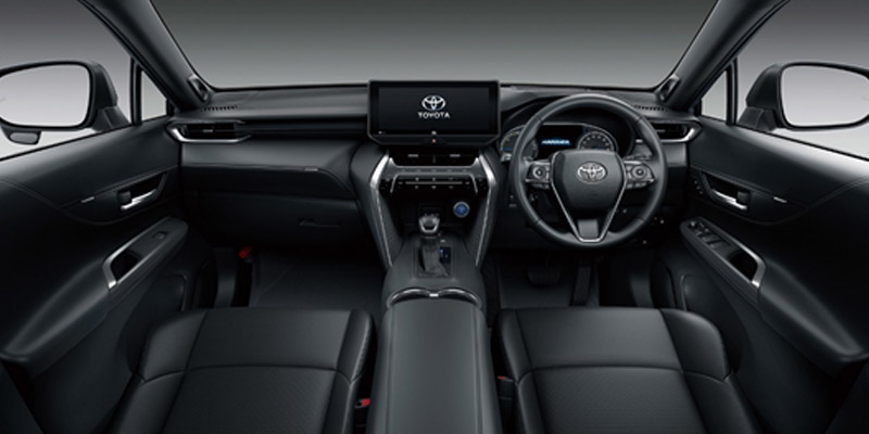 10-2020harrier-interior