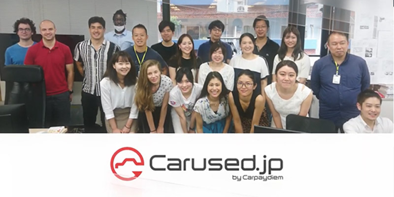 carused.jp team