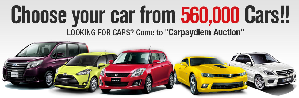 Choose your car from 560,000 Cars!!