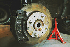 What are the Common Causes of Brake Failure?