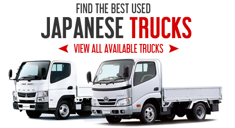 Japanese Used Truck For Sale With Japanese Truck Exporters