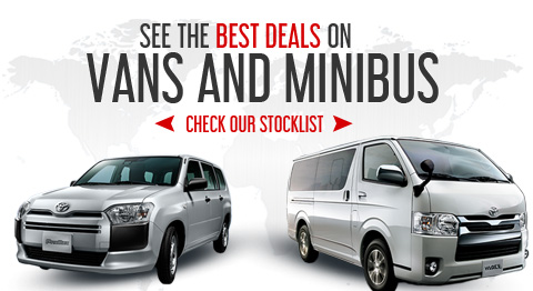 Guide to Importing Japanese Used Vans and Minibus | Carused jp