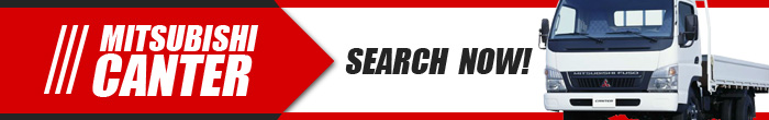 Search Now - Mitsubishi Canter