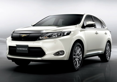 Toyota Harrier 3rd Gen