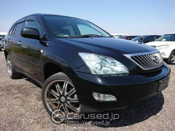 Toyota Harrier ZSU60