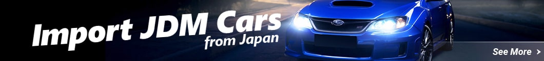 Import JDM Cars from Japan